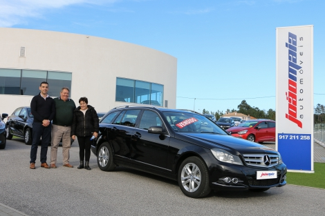 Mercedes-Benz C200 Station CDi 136Cv BE Avantgarde