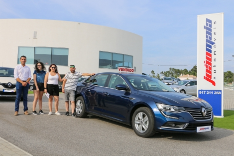 Renault Talisman 1.5 dCi Zen ENERGY 110Cv Pack Business de 2018