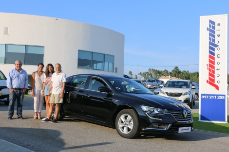 Renault Talisman 1.5 dCi Zen ENERGY Pack Business de 2018