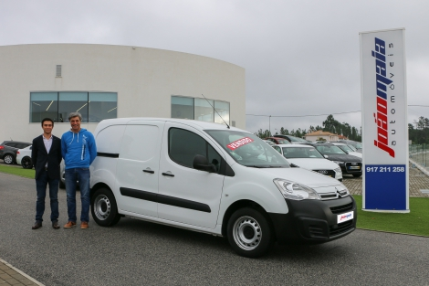 Citroen Berlingo L1 1.6 BlueHDi 75Cv de 2017