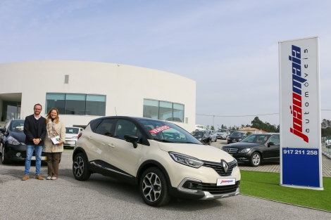 Renault Captur Exclusive 1.5 dCi Auto de 2018