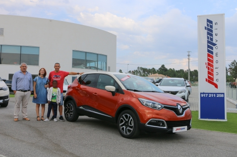 Renault Captur 1.5 dCi Exclusive Auto de 2016