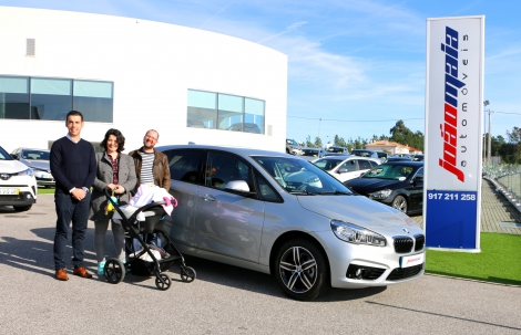 BMW 216d Active Tourer Sport de 2017