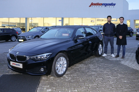 BMW 418d Gran Coupé Advantage Auto de 2019