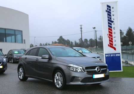 Mercedes-Benz A 180d Urban de 2018.