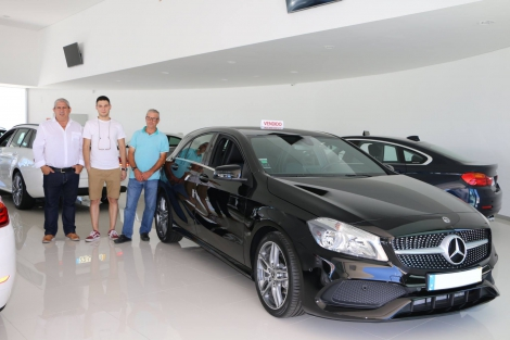 Mercedes-Benz A 180d AMG Edition de 2018