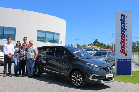 Renault Captur Exclusive 1.5 dCi 110Cv de 2018