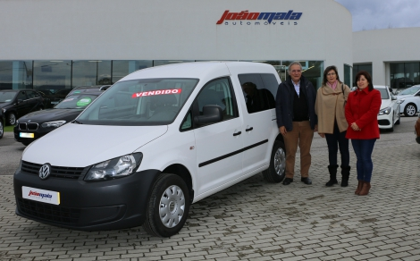 Volkswagen Caddy 1.6 TDi Kombi BlueMotion