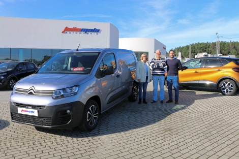 Citroen Berlingo Van XL 1.6 BlueHDi Club 100Cv de 2019