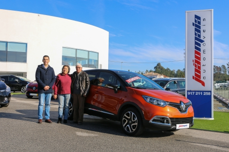 Renault Captur 1.5 dCi Exclusive de 2017