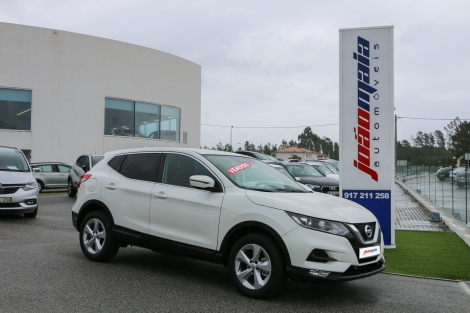 Nissan Qashqai 1.5 dCi Business Edition de 2019