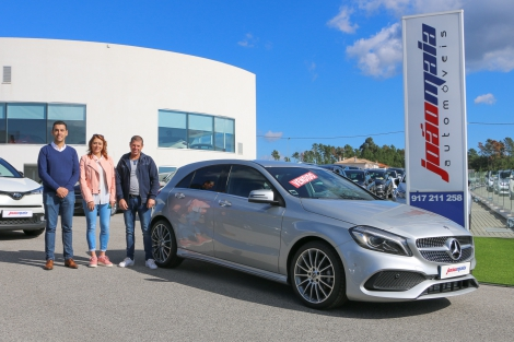 Mercedes-Benz A 180d AMG Edition A de 2018
