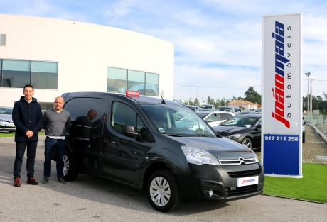 Citroen Berlingo 1.6 BlueHDi Confort L2 de 2018