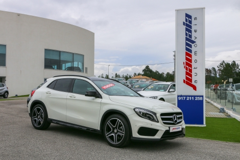 Mercedes-Benz GLA 200d AMG Pack Night 136Cv de 2016