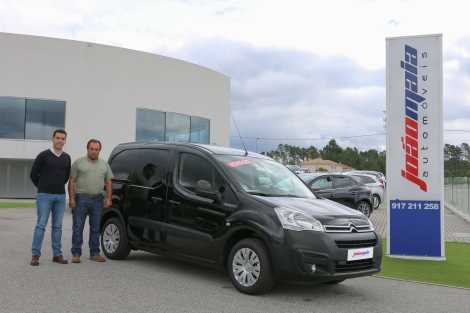 Citroen Berlingo L1 1.6 BlueHDi Confort de 2018