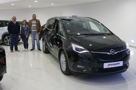 Opel Zafira 1.6 CDTi 134Cv Innovation de 2018