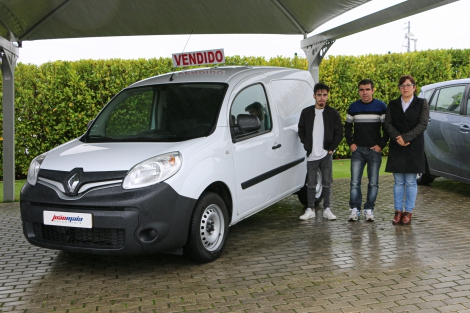 Renault Kangoo Express Business ENERGY 1.5 dCi de 2017