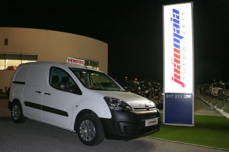 Citroen Berlingo L1 1.6 BlueHDi Club de 2018