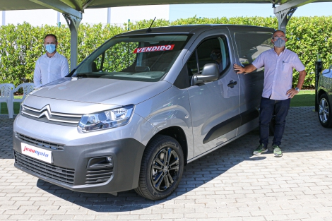 Citroen Berlingo de 2020