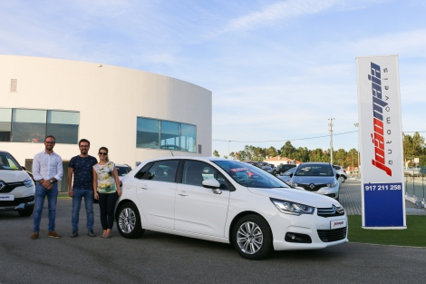Citroen C4 1.6 BlueHDi 100Cv Feel de 2016