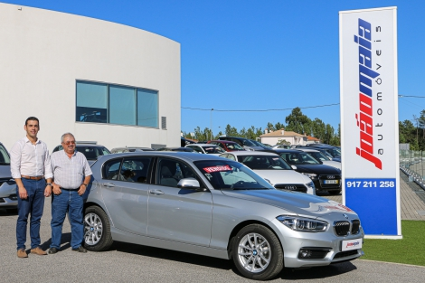 BMW 116d Advantage de 2019