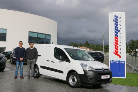 Citroen Berlingo L1 1.6 BlueHDi Club ETG6 Auto de 2017