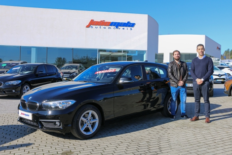 BMW 114d Advantage
