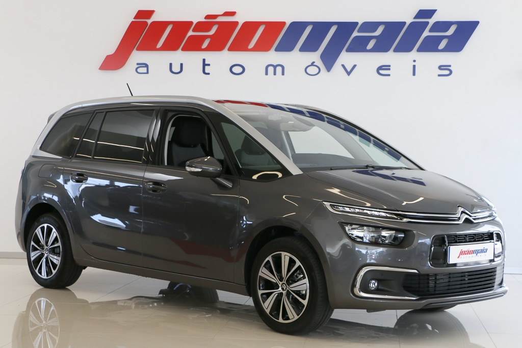 Citroen Grand C4 SpaceTourer 1.2 PureTech 130 Cv Feel (Câmara/GPS) (10 KMS)