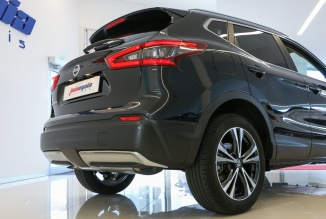 Nissan Qashqai N-CONNECTA 18'' 1.5 dCi 110Cv  (LED/GPS/360º) (12.000 Kms)