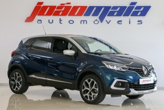 Renault Captur TCe Exclusive - (GPS/LED's/Câmara) (8.300 Kms)