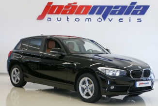 BMW 116d EfficientDynamics Advantage (Pele)