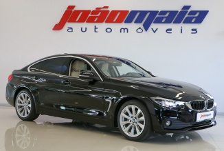 BMW 420d Gran Coupé Auto (Led's/JLL18/GPS) (10 Kms)