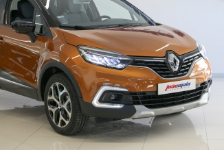 Renault Captur Exclusive 1.5 dCi 110Cv - (GPS/Câmara/LED's) (0 Kms)