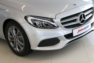 Mercedes-Benz C 180 Avantgarde 156Cv Auto (GPS/LED) (28.000 Kms)