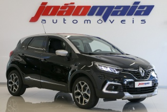 Renault Captur TCe Exclusive - (GPS/LED's/Câmara) (16.000 Kms)