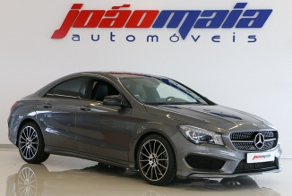 Mercedes-Benz CLA 180d AMG Pack Night (GPS/Pele/Bi-Xénon) (59.000 Kms)