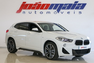 BMW X2 16d sDrive Pack M (LED's/GPS/Câmara) (3.500 kms)