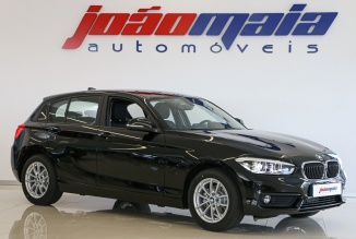 BMW 116d  Advantage (GPS/LED) (0 Kms)