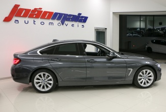 BMW 420d Gran Coupé Auto (Led's/JLL18/GPS) (300 Kms)