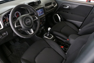 Jeep Renegade Longitude 1.0 120Cv (100 KMS)