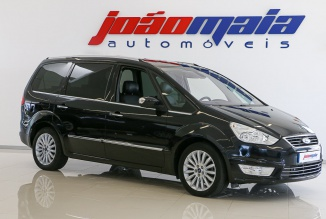 Ford Galaxy 2.0 TDCi 163Cv 7 Lug. Titanium Business (Pele/GPS) (90.000 Kms)