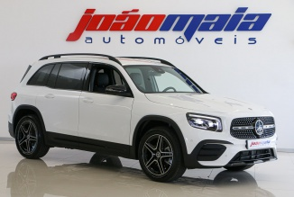 Mercedes-Benz GLB 180d AMG Pack Night Auto (GPS/Câmara/JLL 19''/LED) (3.000 Kms)