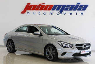Mercedes-Benz CLA 180d URBAN Auto (GPS/Pele/LED) (39.000 KMS)