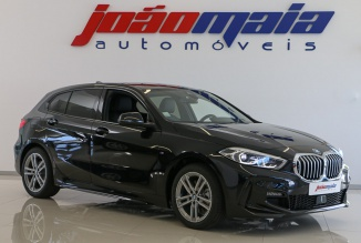 BMW 116d  Pack M Auto (GPS/LED's) (600 Kms)