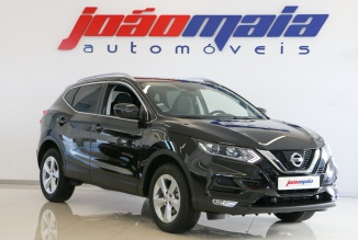 Nissan Qashqai 1.5 dCi N-Connecta Business Edition 110Cv (GPS/CÂMARA/Tecto) (36.000 KMS)