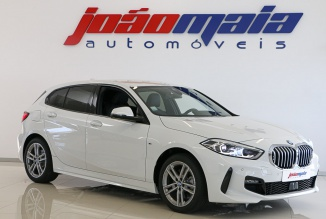 BMW 116d  Pack M Auto (GPS/LED's) (1.700 Kms)