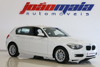 BMW 114d Advantage 95cv