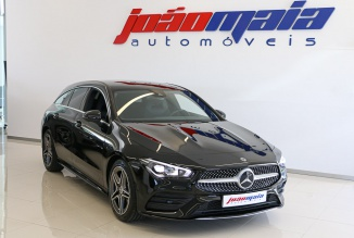 Mercedes-Benz CLA 180d Shooting Brake AMG Auto 116Cv (GPS/LED/Câmara/Pele) (3.910 KMS)