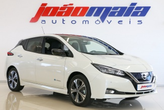 Nissan LEAF N-CONNECTA 40kWh Auto (Deduz IVA) (8 Kms)