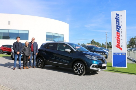 Renault Captur TCe Exclusive